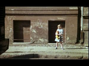 """""""Sabine Kleist, 7 Years Old,"""" dir. Helmut Dziuba, 1982 (East Germany)."""